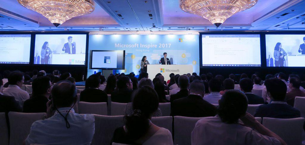 PTT attends Microsoft Inspire Hong Kong
