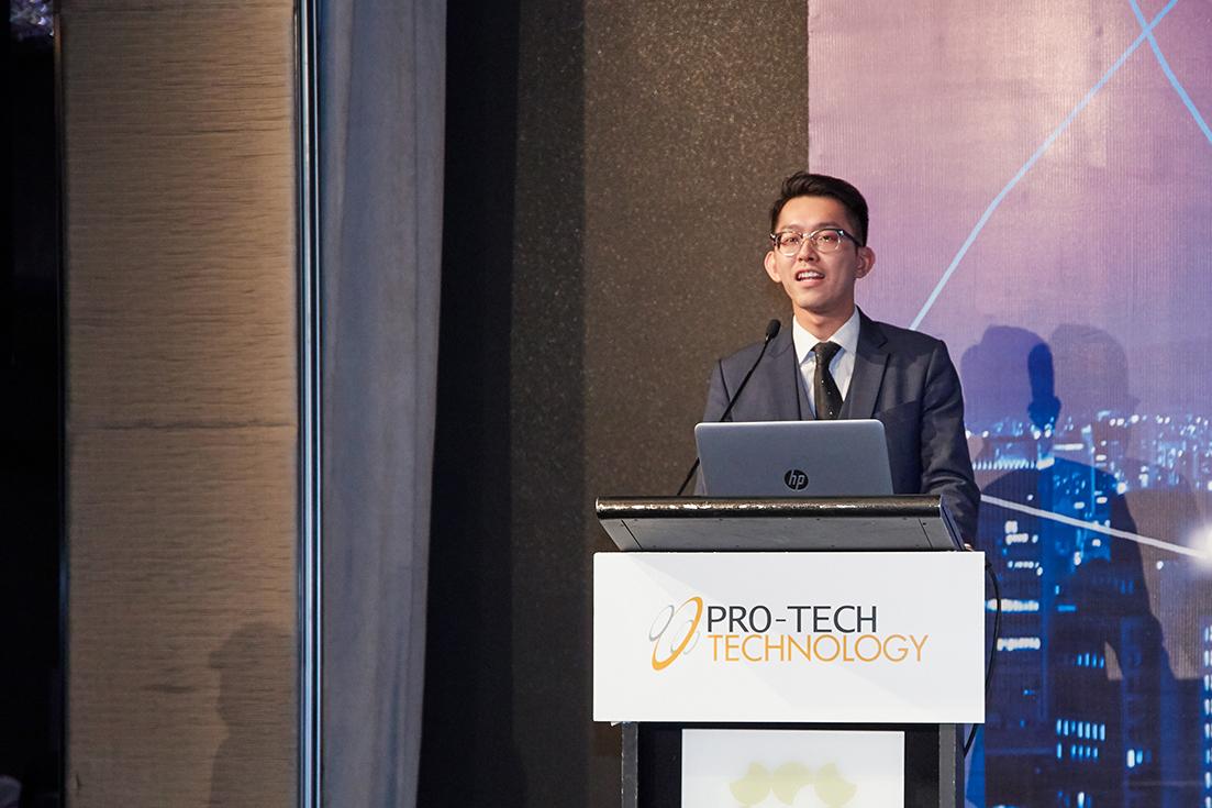 Kenji Fung, HP Market Development Manager